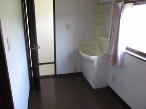 洗面台2階